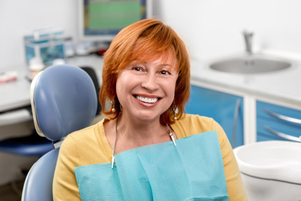 woman smiling | restore your smile prairieville la