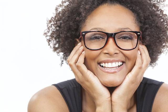 woman smiling | dental veneers prairieville la