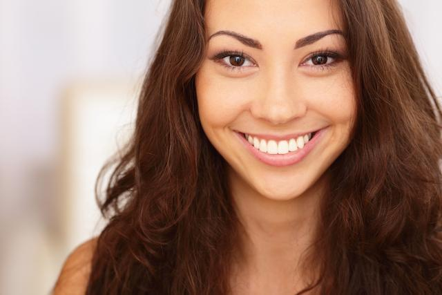 woman smiling | dental fillings prairieville la